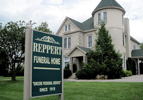 Reppert Funeral Home and Cremation Service